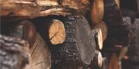 Sicheres Arbeiten mit einem Holzspalter